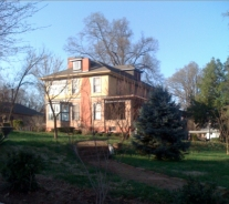 WH Wadsworth House